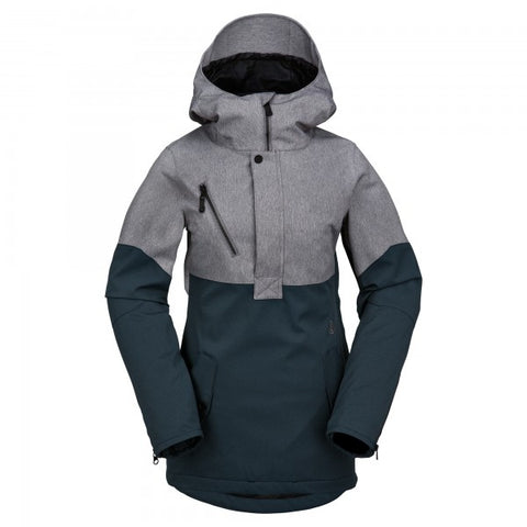 2018 Volcom- Women's Ship Pullover Snow Jacket