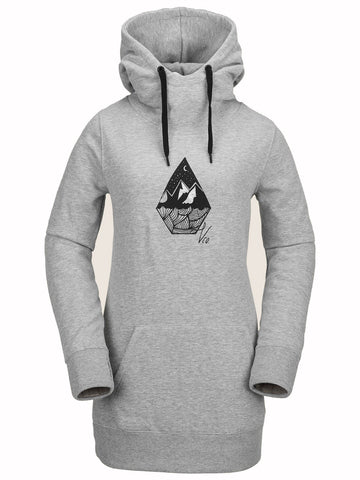 2019 Volcom - Women's Costus Pullover Fleece