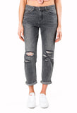 2019 Rusty - Women's Slim Boyfriend Jean