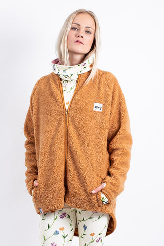 2020 Eivy - Women's Redwood Sherpa Coat