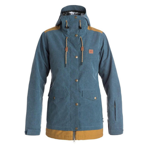 2018 DC- Riji SE Women's Snow Jacket