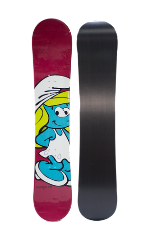 2019 Freestyle - Youth Smurfette