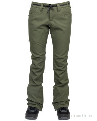 2018 L1 - Women's Heartbreaker Twill Snow Pants