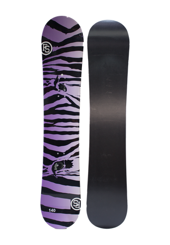 2019 Freestyle - Kid's Zebra
