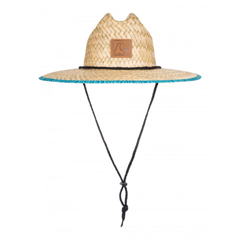 2020 Quiksilver - Men's Outsider Straw Lifeguard Hat