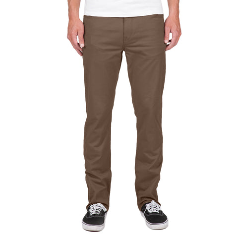 2019 Volcom - Men's Solver Lite 5 Pocket Pant