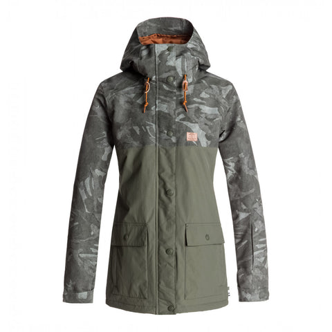 2018 DC - Wmn's Cruiser Jacket