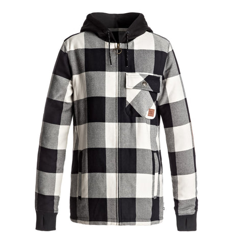 2018 DC - Women's Backwoods Flannel Jacket