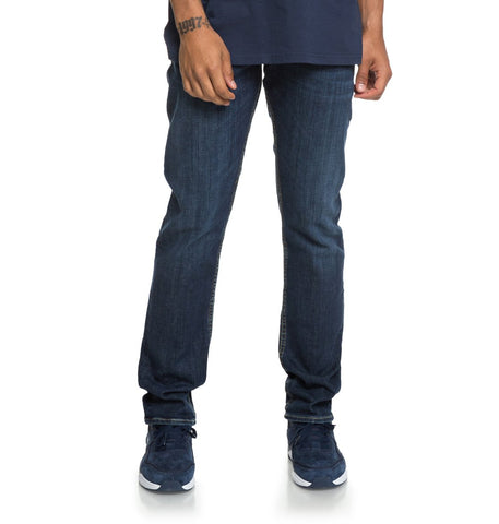 2019 DC - Men's Worker Straight Jeans