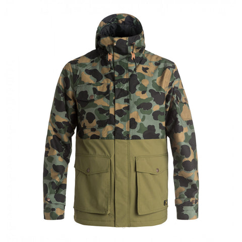2018 DC - Tick Men's Snow Jacket