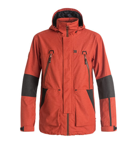 2018 DC - Men's Command Snow Jacket