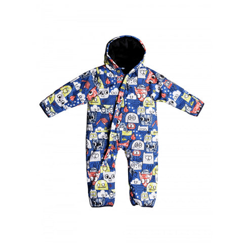 2019 Quiksilver - Little Rookie Baby Suit