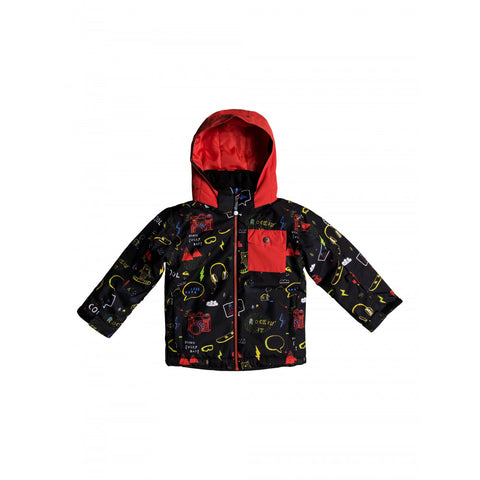 2019 Quiksilver - Boys Little Mission Jacket