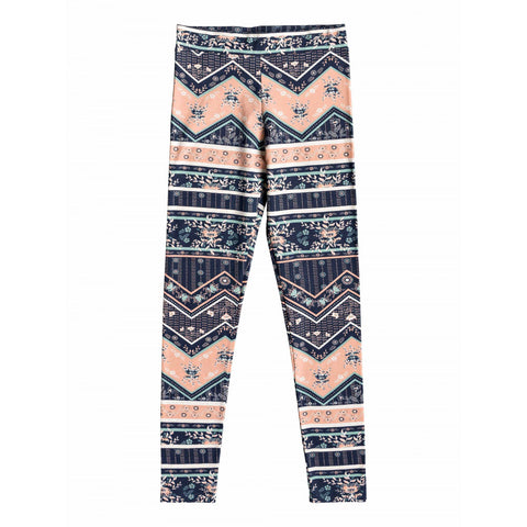 2019 Roxy - Girls Beauty Leave Leggings