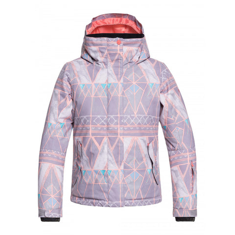 2019 Roxy - Girls Jetty Jacket