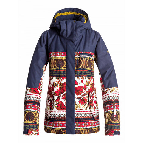 2018 Roxy - Wmns Torah Bright Roxy Jetty Snow Jacket