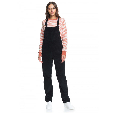 Roxy - Women's Past Or Present Cord Overalls
