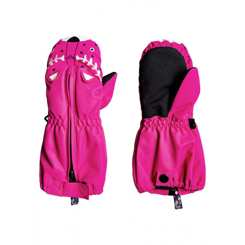 2020 ROXY Girls Snow's Up Snowboard/Ski Mitten