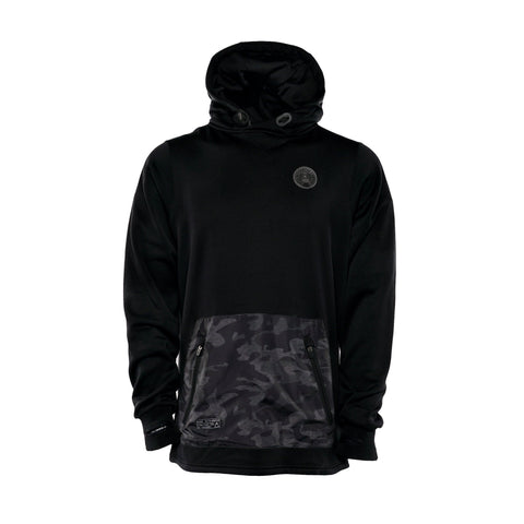 2019 Saga - Men's Fleece Riding Pullover