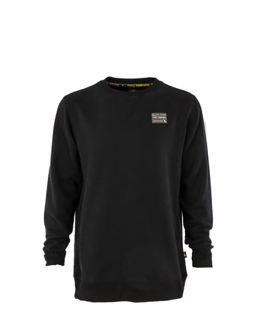 Highlander Crew Black - Yuki Threads