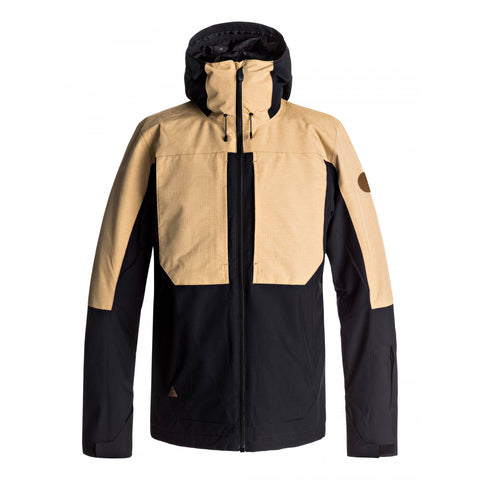 2018 Quiksilver - Men's Trambition Snow Jacket