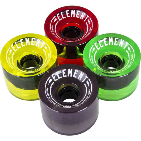 2019 Element - Rasta Cruiser Wheels