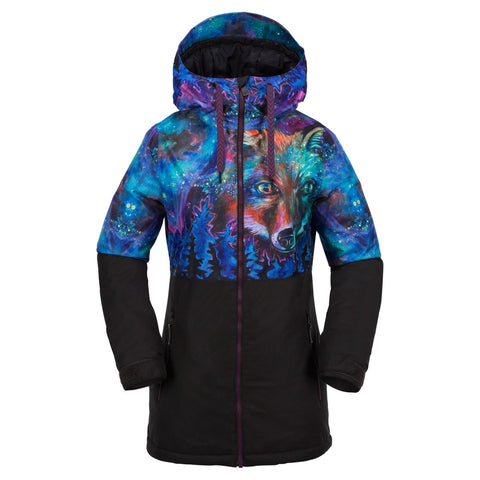 2018 Volcom - Women's Act Insulated Snow Jacket