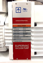 SuperVac 5.6 cfm Corrosion-Resist 2-Stage Pump