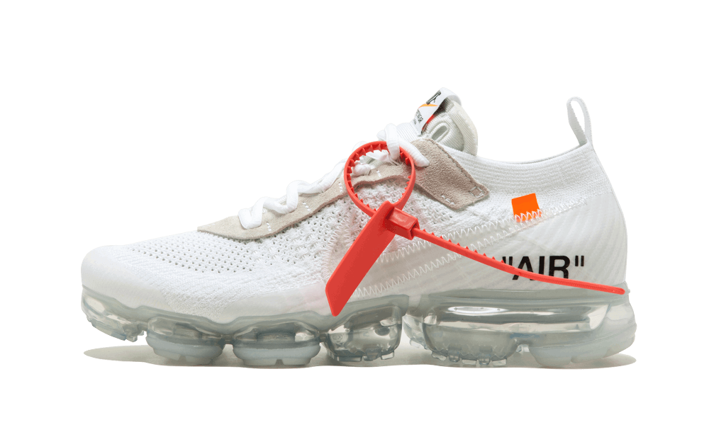 "Nike Air Vapormax ""Off-White"" (White)"