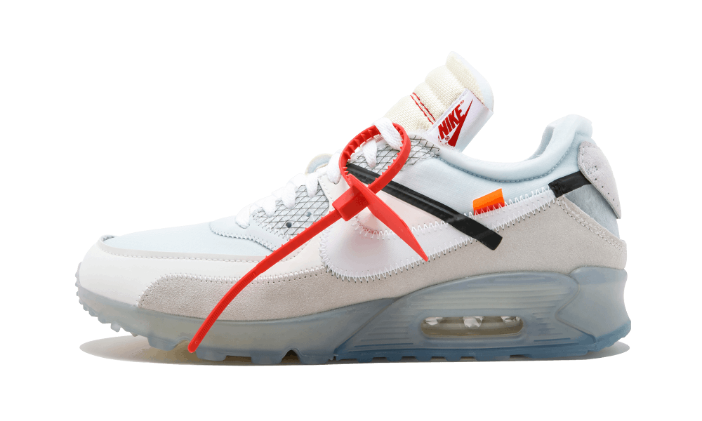 Off White x Nike Air Max 90. Images / 1 / 2 ...