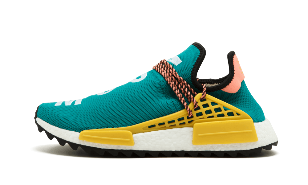 8f01cc140974 Pharrell Williams x Adidas NMD Human Race