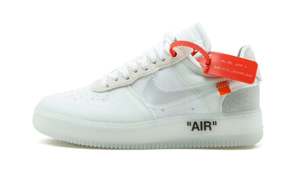 competitive price 6d699 47a4a Off-White x Nike Air Force 1 Low