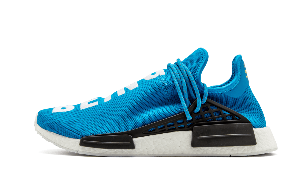 Pharrell Williams x Adidas NMD Human Race (Blue) – Dope Evolution™ 159e64ba5