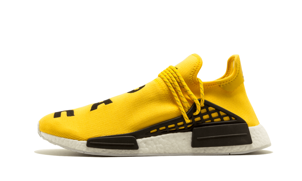 Pharrell Williams x Adidas NMD Human Race (Yellow)