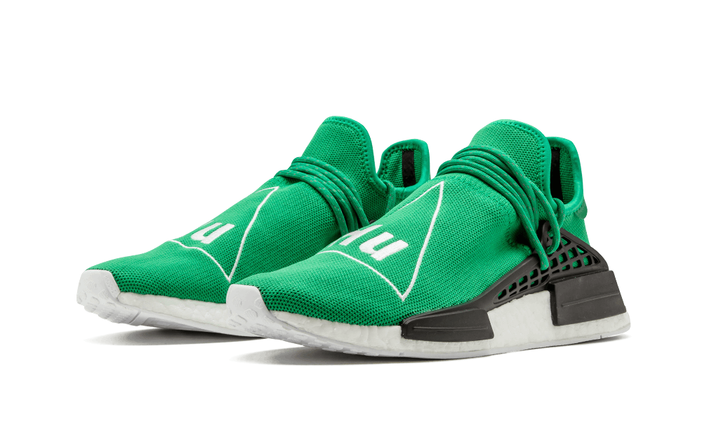 be863b7c38ae Pharrell Williams x Adidas NMD Human Race (Green) – Dope Evolution™