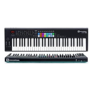 Teclado Controlador MIDI, Novation Launchkey 61