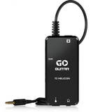 Interface Portátil USB para Instrumento, TC Helicon GO GUITAR