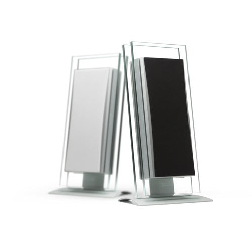 Bocinas Hi-End En Cristal, Waterfall Audio Elora Evo L/R