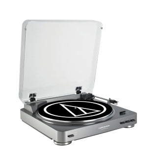 Tornamesa, Audio-Technica AT-LP60-USB - Jupitronic Tienda en Linea