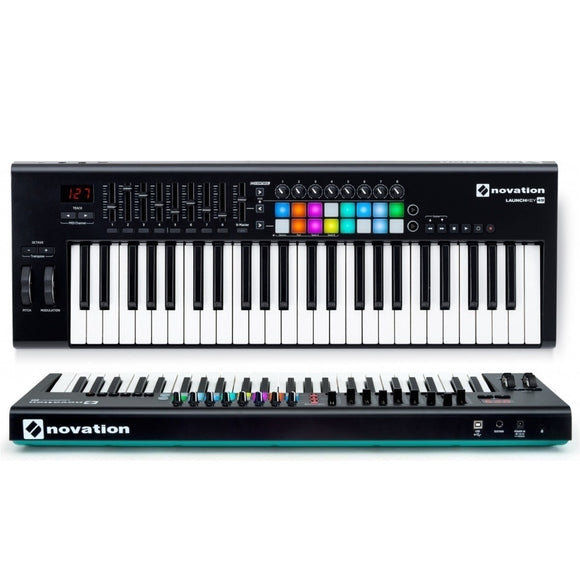 Teclado Controlador MIDI, Novation Launchkey 49