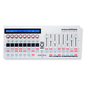 Controlador de Secuencias, Novation ZeRO SL MKII