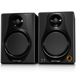 Monitores Digitales, Behringer MEDIA 40USB - Jupitronic Tienda en Linea
