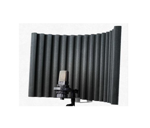 Panel Acústico, Audiowave Mic Shield. - Jupitronic Tienda en Linea