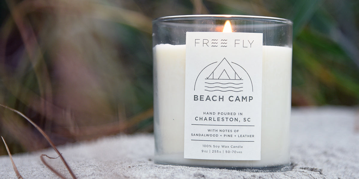 Introducing the Beach Camp Candle image