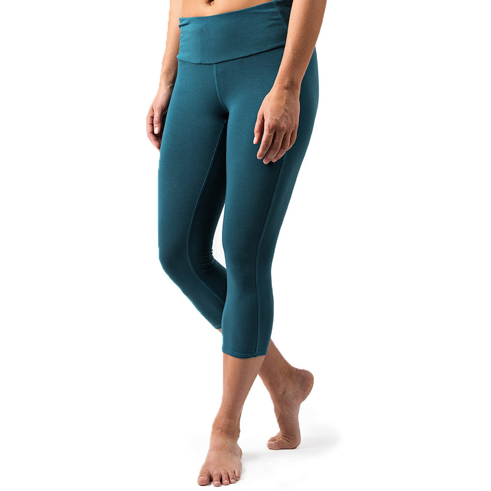 9a0b91c16c Women's Bamboo Cropped Tight – Free Fly Apparel