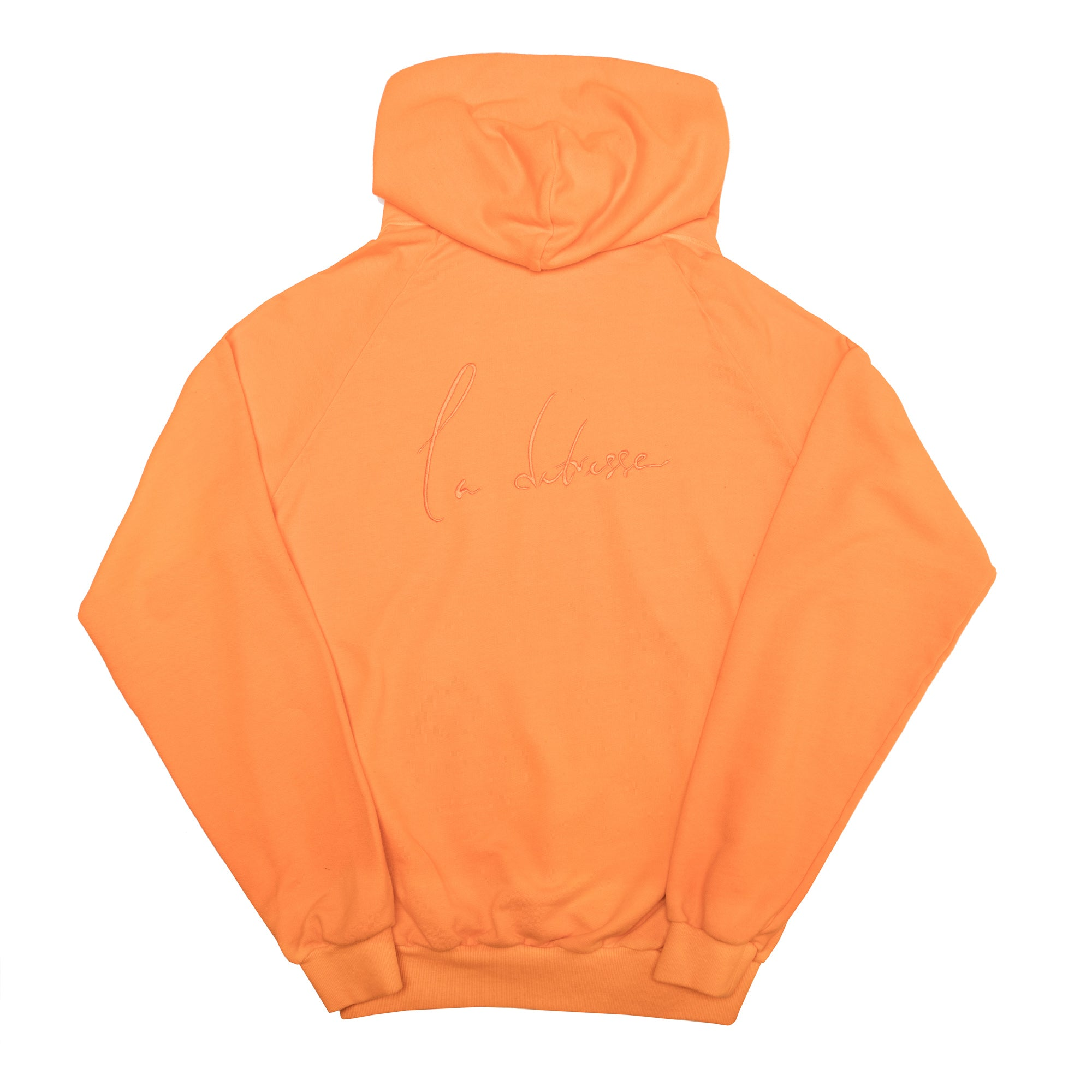 The Orange Hoodie