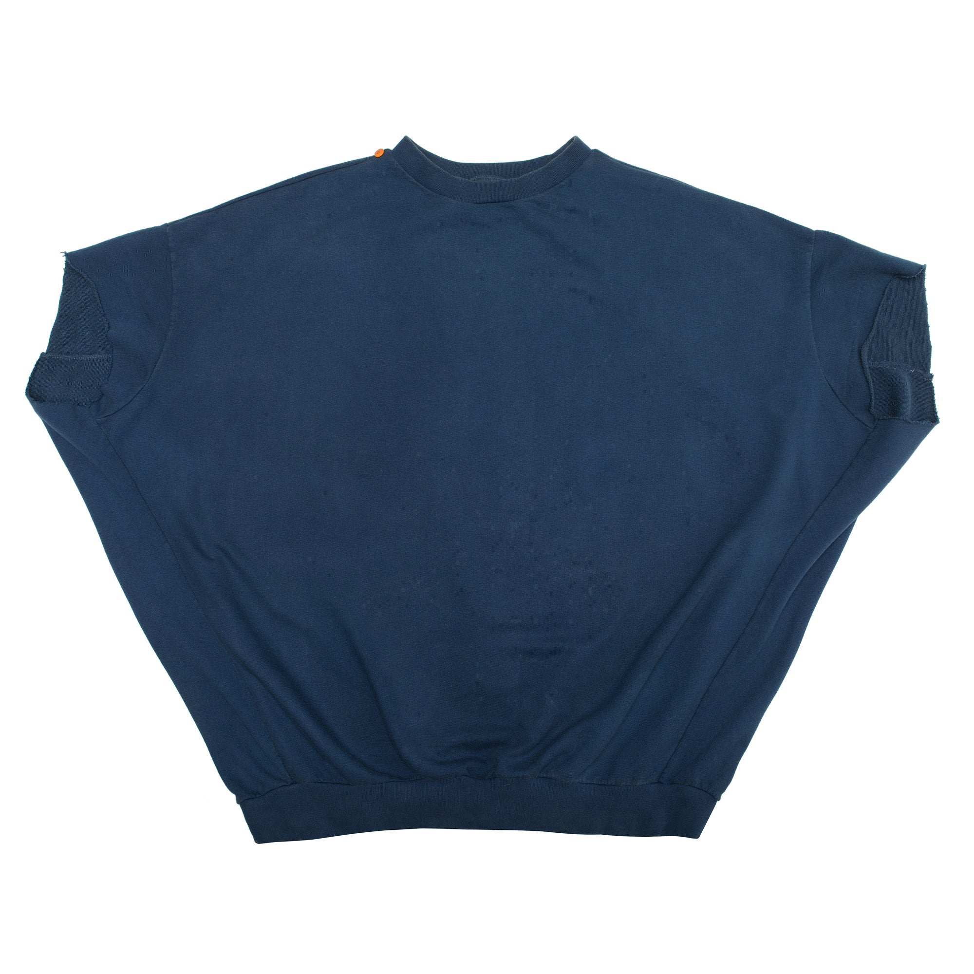 The Blue Short Sleeve Sweatshirt