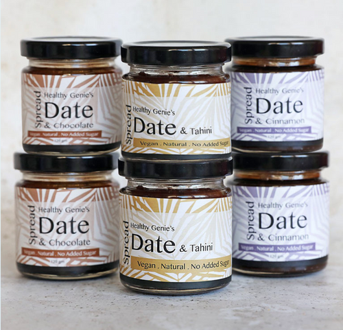 Date Spread Bundle - 6 Jars