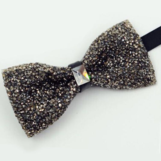 Crystal Bow Ties