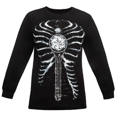 X-Ray Electric Strings Long Sleeve Shirt